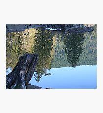Mirrored Photographic Print