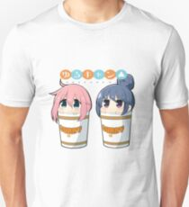 Yuru Camp curry cup Unisex T-Shirt