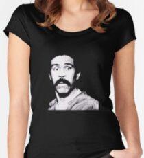 """""""My Monkeys Died"""" By Okse Women's Fitted Scoop T-Shirt"""