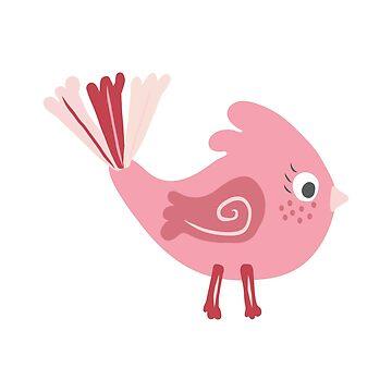 Pinkie Birdie by Nettieliz