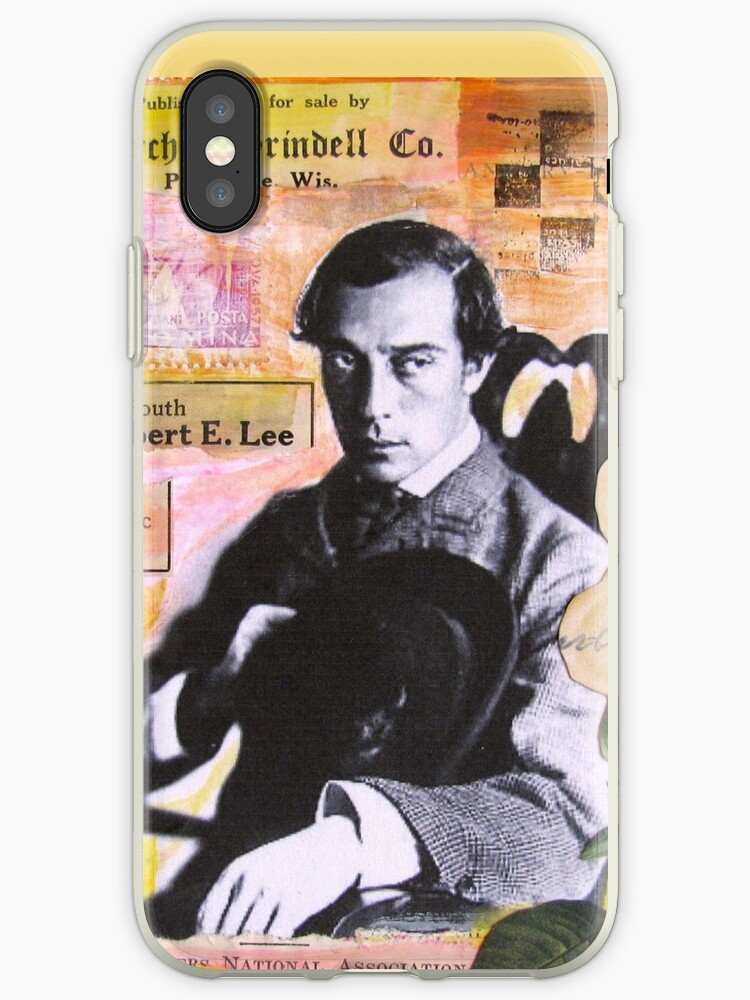 Waiting for Lee (Buster Keaton) by collageDP
