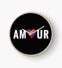Design Day 64 - Amour - March 5, 2018 Clock