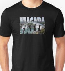 Niagara Falls State Park Waterfall NY Canada New York Unisex T-Shirt