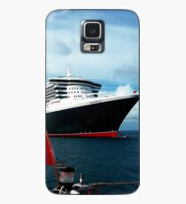 QUEEN MARY 2 Case/Skin for Samsung Galaxy