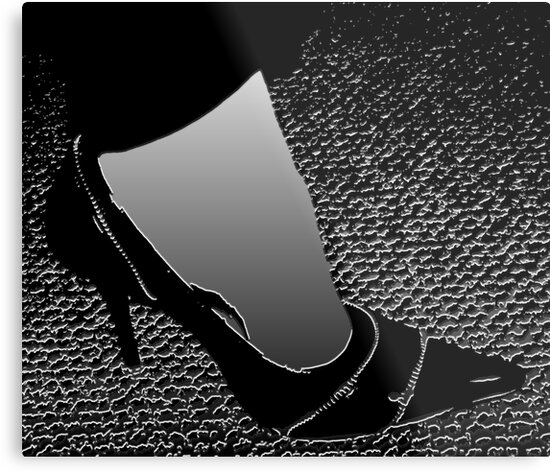 Walk in my shoes... by Dmarie Becker