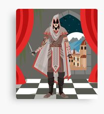 fantasy game thief Canvas Print