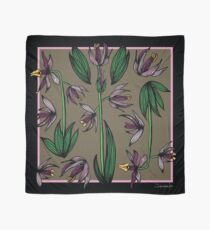 HEAVY WILD ORCHID Scarf Scarf