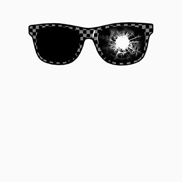 gunshot glasses by Byronde