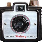 Brownie Holiday Camera #2 by RetroArtFactory