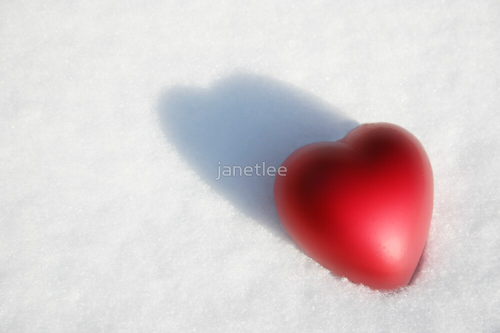 Cold, Cold Heart by janetlee