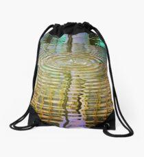 Rippled Reflections Drawstring Bag