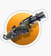 Fortnite - Minigun Sticker