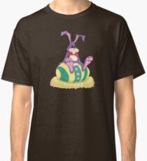 Bunny with Easter Egg Classic T-Shirt