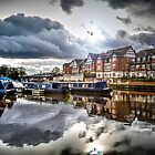 Northwich Cheshire by outlawalien
