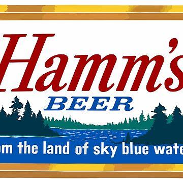 HAMM'S 4 by marketSPLA