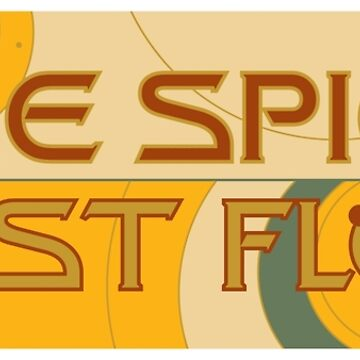 The Spice Must Flow. Horizontal Design. by Olivia-Grimley