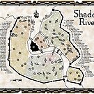 City of Shadow River by S. Ross