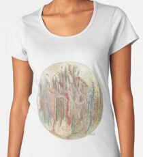 Arbeiten auf dem Mond Frauen Premium T-Shirts