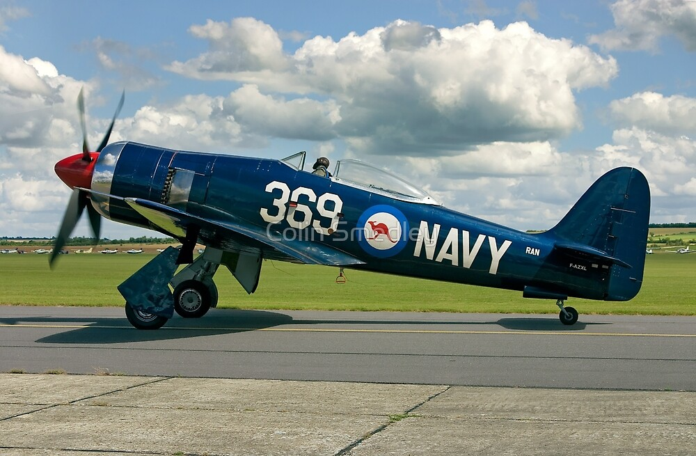 That ain't no Sea Fury! by Colin Smedley