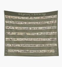 Bayeux Tapestry-Full scenes with story Wall Tapestry