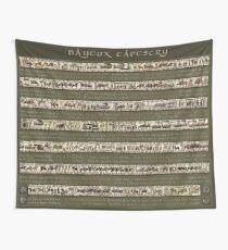Tela decorativa Bayeux Tapestry-escenas completas con historia
