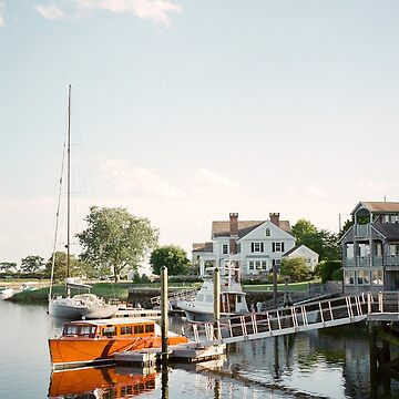 Southport Harbor by TBM77