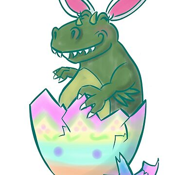 Easter Lizard by PatriciaLupien