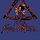 Speed Metal Trifecta by Nathan McWilliams