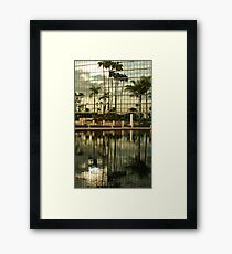 California Reflections Framed Print