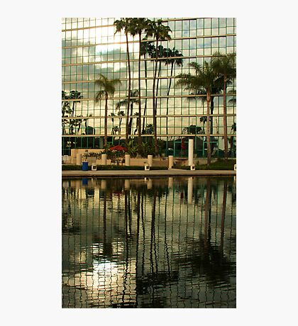 California Reflections Photographic Print