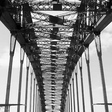 Sydney Harbour Bridge by rozmcq