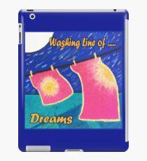 Washing line of Dreams. iPad Case/Skin