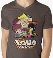 The Loud House Men's V-Neck T-Shirt