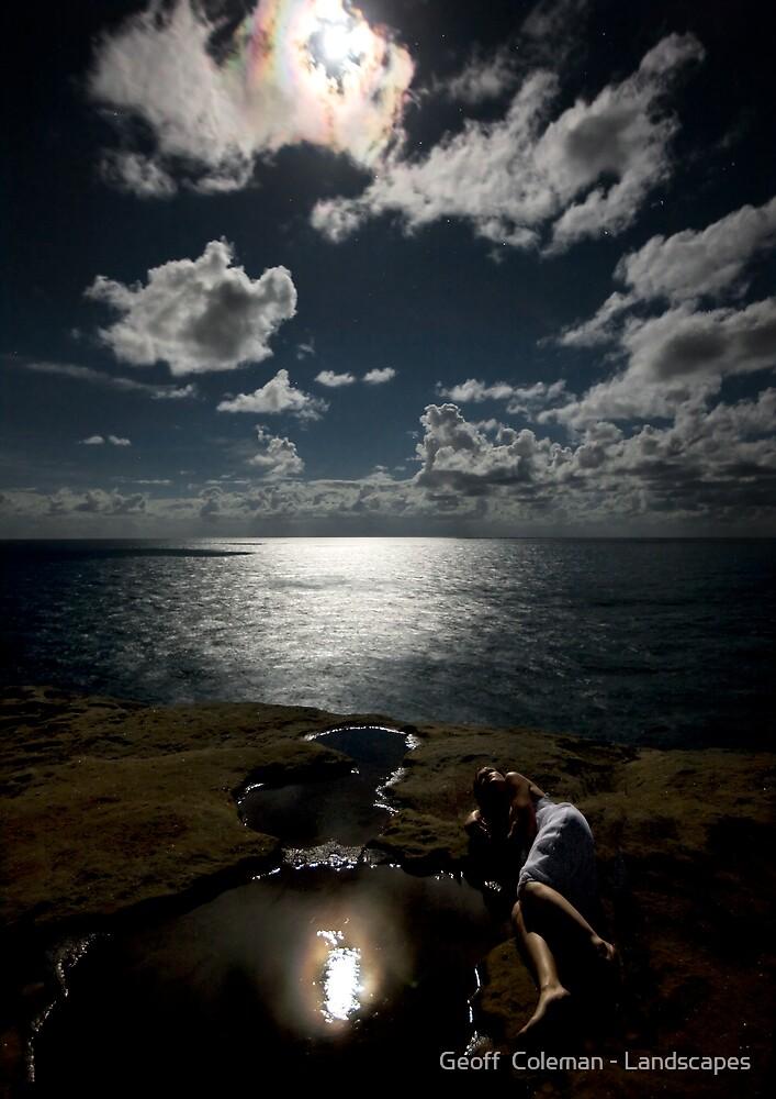 Quietude  by Geoff  Coleman - Landscapes