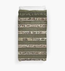 Bayeux Tapestry-Full scenes with story Duvet Cover