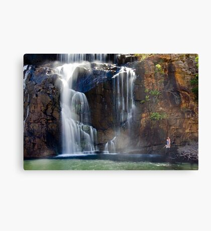 Towering Grandeur Canvas Print