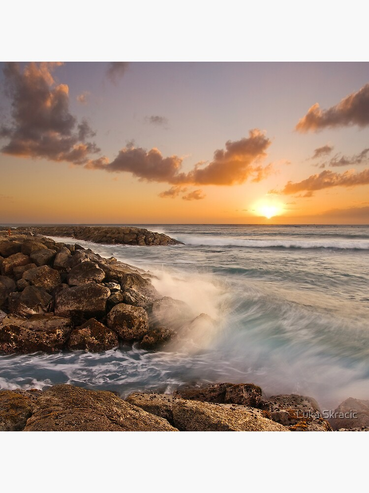 [   ] Sunset Splash by LukaSkracic