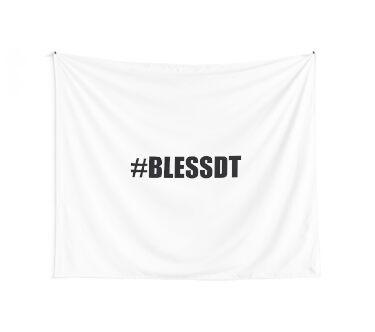 #BLESSDT Wall Tapestry