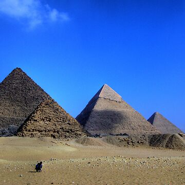 Mighty Pyramids by TheOzTraveller