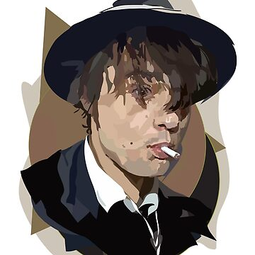 Pete Doherty by annamckay
