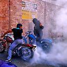 """Smokin' The Harleys"" by Phil Thomson IPA"