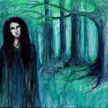 In the Woods by reketrebn13
