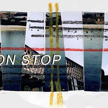 Non-stop by harrylilof
