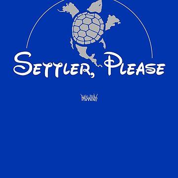 Settler, Please by jnelson
