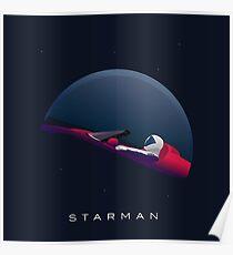 Starman - Don't Panic! Poster