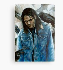 RANDALL FLAGG art by Alex McVey Metal Print