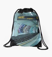 Underground Drawstring Bag