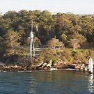 HMAS Sydney, Sydney NSW by Tom McDonnell