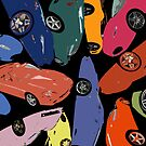 Warhol vs Ferrari by Mathew Woodhams