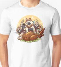 Meowscular Chef Bae Slim Fit T-Shirt